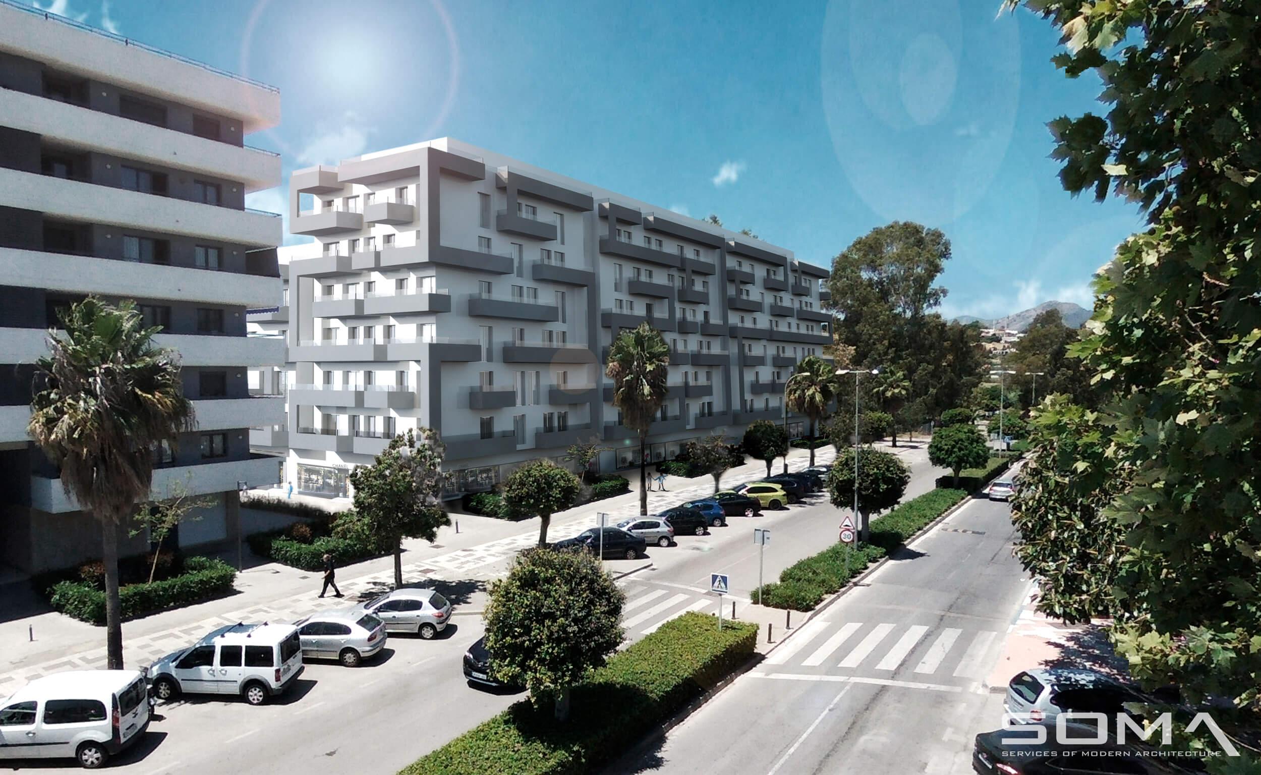 Proyecto Soma Arquitectos