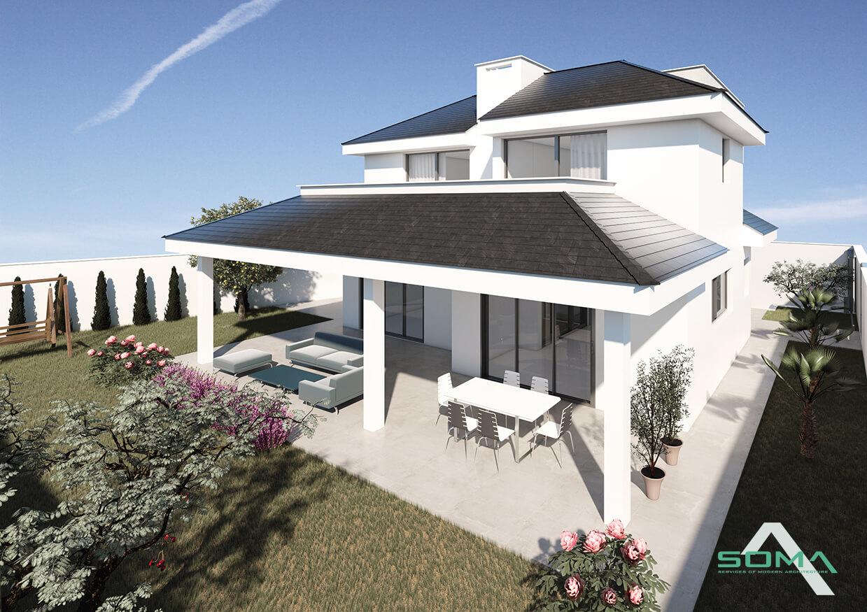 Obra nueva. Villa en Linda Vista, Marbella